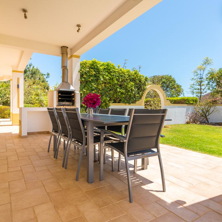 A fabulous private villa in the beautiful village of Luz, Lagos